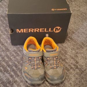 Boys Merrell shoes